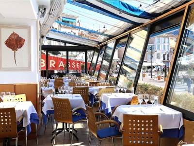 Restaurant Nino - Cassis, France
