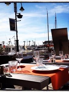 Restaurant L'Oustau de la Mar - Cassis, France
