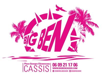 Big Ben - Cassis, Francia