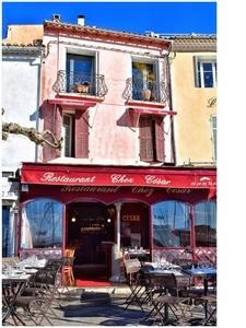 Restaurant Chez César - Cassis, France