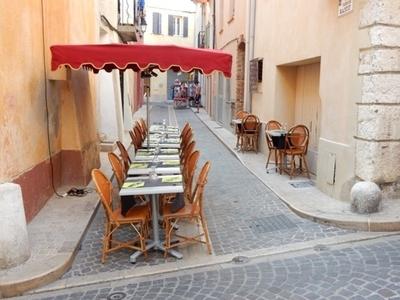 Restaurant L'Escalier - Cassis, France