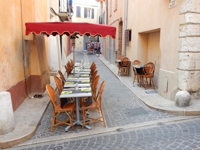 Restaurant L\'Escalier (mittelmeer / provenzalische ...