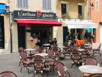 Restaurant L'Artisan Glacier - Cassis, France