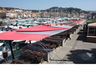 Restaurant Le Yacht Club - Cassis, France