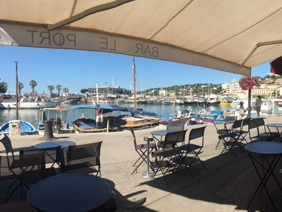 The harbour bar - Cassis, France
