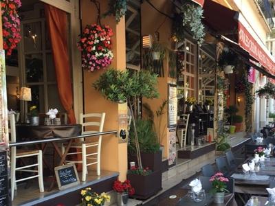 Restaurant Le Perroquet - Cassis, France