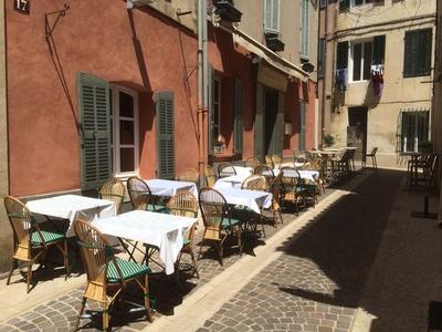 Restaurant La Goccia d'Olio - Cassis, France