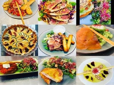 Restaurant L'Atelier Gastronomique - Cassis, France