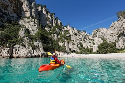 CSLN - Kayak - Planche à voile - Cassis, Frankreich
