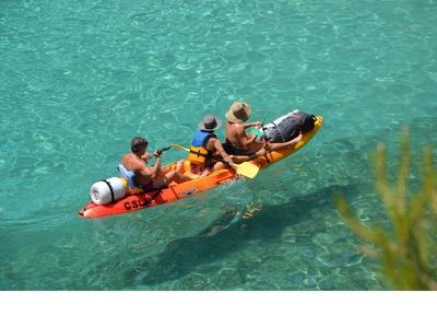 CSLN - Kayak - Planche à voile - Cassis, France