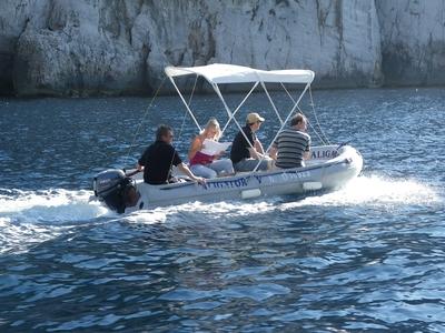JCF Boat Services - Cassis, France