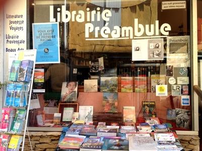 Librairie Préambule Librería - Cassis, Francia