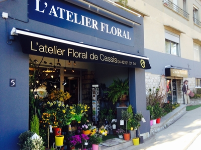 Cassis Flor Florists - Cassis, France