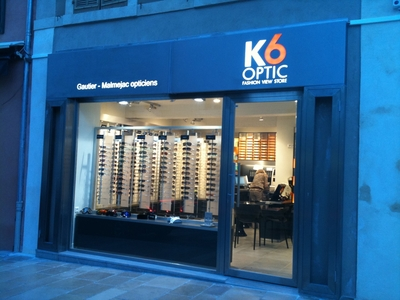 K6 Optic Optician - Cassis, France
