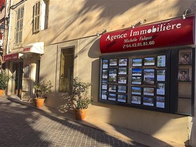 Agence Immobilière Michèle Falque Locatrim Cassis Agences immobilières Cassis, France
