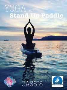 Yoga Paddle avec le CSLN - Cassis, France