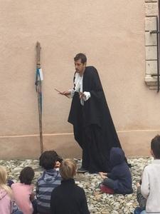 La balade contée d'Halloween pour les enfants de 3 à 6 ans - Cassis, Frankreich