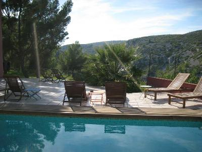 La Garrigue B & B Cassis, France