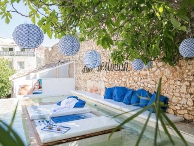 SPA Phytomer Hotel de la plage Mahogany*** - Cassis, France