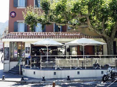 Restaurant Le Cendrillon - Cassis, Francia