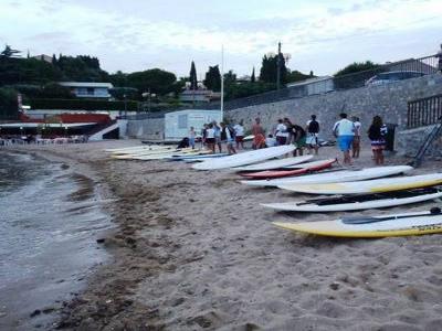 Ecole municipale de voile de Cassis - Cassis, France