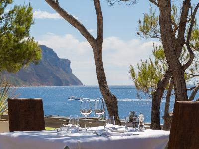 Restaurant La Presqu'île - Cassis, France