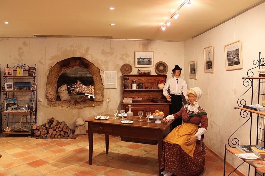 Cassis - Four Banal - musée